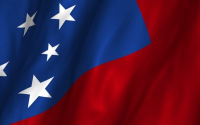 Samoa joined the International Trademark system