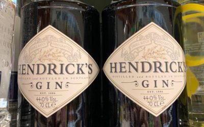 Lidl copies the design of Hendrick's gin: the court orders its withdrawal in the United Kingdom